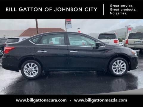 2016 Nissan Sentra for sale at Bill Gatton Used Cars - BILL GATTON ACURA MAZDA in Johnson City TN