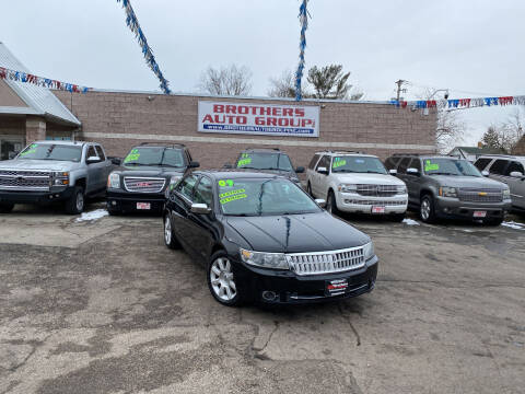 2009 Lincoln MKZ for sale at Brothers Auto Group in Youngstown OH