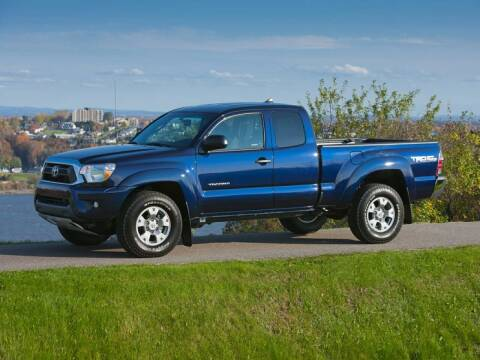 2015 Toyota Tacoma for sale at Hi-Lo Auto Sales in Frederick MD