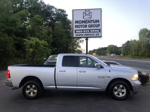 2014 RAM Ram Pickup 1500 for sale at Momentum Motor Group in Lancaster SC