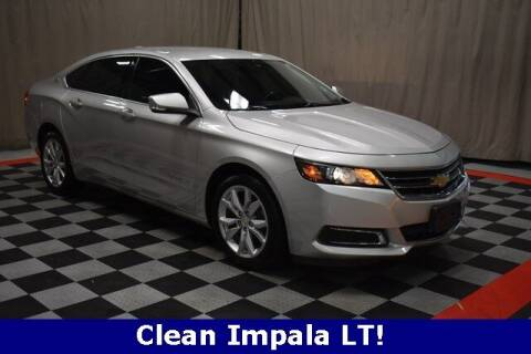 2016 Chevrolet Impala for sale at Vorderman Imports in Fort Wayne IN