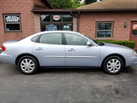 2006 Buick LaCrosse for sale at R C Motors in Lunenburg MA