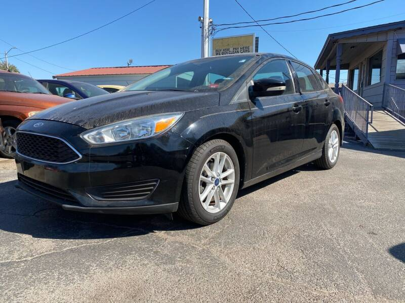 2016 Ford Focus for sale at Auto Start in Oklahoma City OK