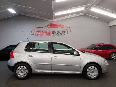 2009 Volkswagen Rabbit for sale at Premium Motors in Villa Park IL