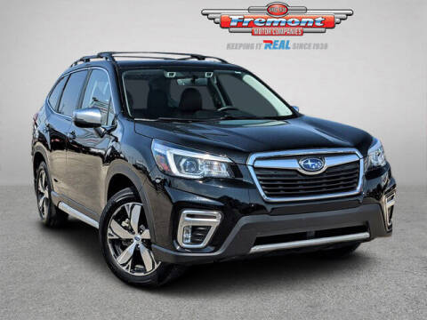 2020 Subaru Forester for sale at Rocky Mountain Commercial Trucks in Casper WY