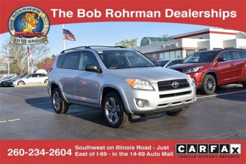 2009 Toyota RAV4 for sale at BOB ROHRMAN FORT WAYNE TOYOTA in Fort Wayne IN