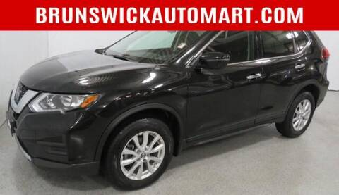 2018 Nissan Rogue for sale at Brunswick Auto Mart in Brunswick OH