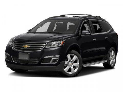 2017 Chevrolet Traverse for sale at HILAND TOYOTA in Moline IL