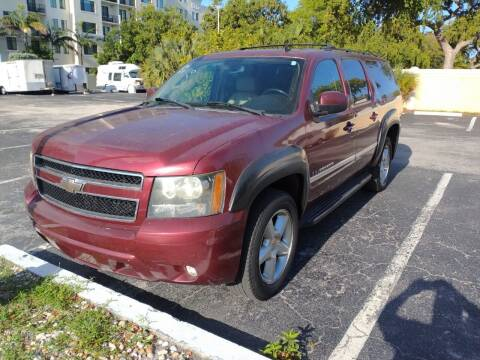 2008 Chevrolet Suburban for sale at LAND & SEA BROKERS INC in Deerfield FL