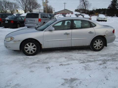 2005 Buick LaCrosse for sale at D & T AUTO INC in Columbus MN