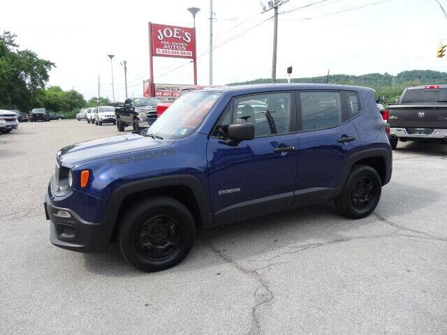 2017 Jeep Renegade for sale at Joe's Preowned Autos 2 in Wellsburg WV