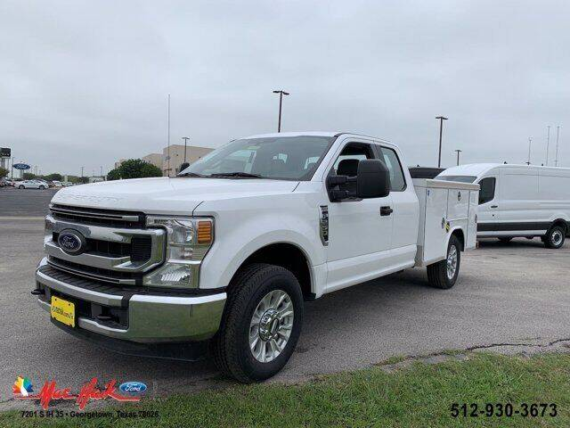2021 Ford F-250 Super Duty for sale in Georgetown, TX