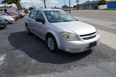 2010 Chevrolet Cobalt for sale at J Linn Motors in Clearwater FL