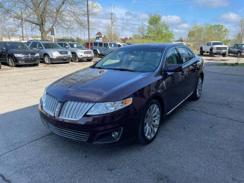 2011 Lincoln MKS for sale at Dean's Auto Sales in Flint MI