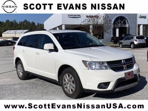 2019 Dodge Journey for sale at Scott Evans Nissan in Carrollton GA