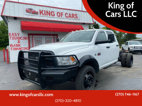 2012 RAM Ram Chassis 4500 for sale at King of Cars LLC in Bowling Green KY