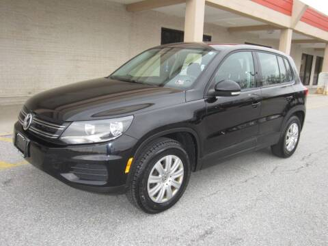 2012 Volkswagen Tiguan for sale at PRIME AUTOS OF HAGERSTOWN in Hagerstown MD