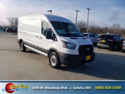 2021 Ford Transit Cargo for sale at RICK BALL FORD in Sedalia MO