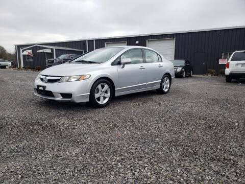 2009 Honda Civic for sale at Cristians Auto Sales in Athens TN