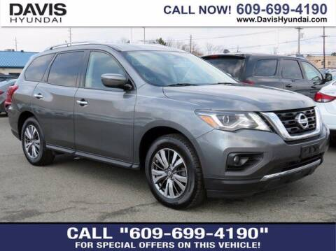 2018 Nissan Pathfinder for sale at Davis Hyundai in Ewing NJ