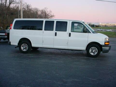 2019 Chevrolet Express Passenger for sale at Westview Motors in Hillsboro OH