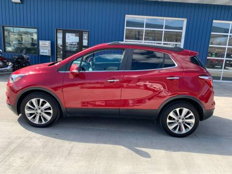 2019 Buick Encore for sale at Twin City Motors in Grand Forks ND