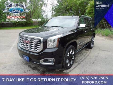 2019 GMC Yukon for sale at Fort Dodge Ford Lincoln Toyota in Fort Dodge IA