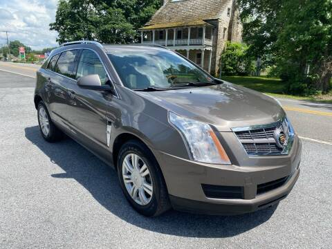 2011 Cadillac SRX for sale at THE AUTOMOTIVE CONNECTION in Atkins VA