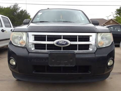 2011 Ford Escape for sale at Auto Haus Imports in Grand Prairie TX