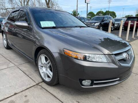2008 Acura TL for sale at Direct Auto Sales in Milwaukee WI