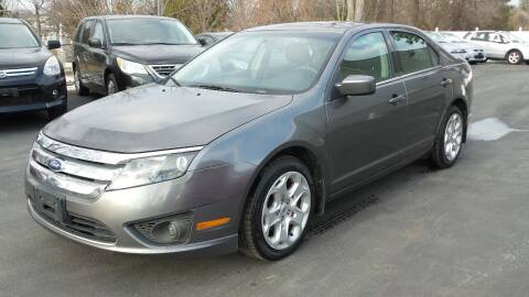 2011 Ford Fusion for sale at JBR Auto Sales in Albany NY