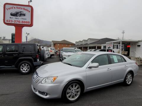 2010 Toyota Avalon for sale at Ford's Auto Sales in Kingsport TN