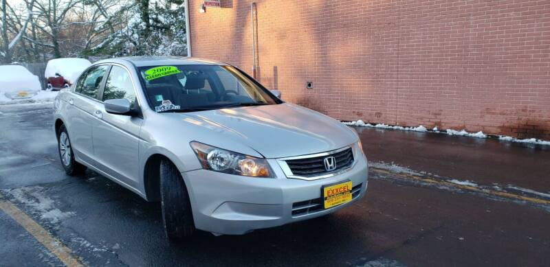 2009 Honda Accord for sale at Exxcel Auto Sales in Ashland MA