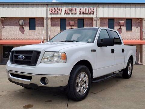 2006 Ford F-150 for sale at Best Auto Sales LLC in Auburn AL