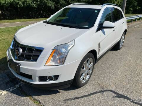 2012 Cadillac SRX for sale at Padula Auto Sales in Braintree MA