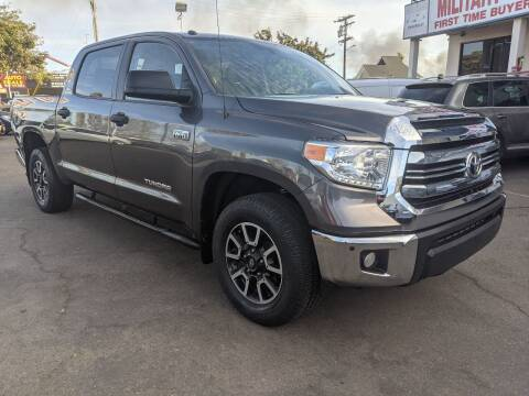 2016 Toyota Tundra for sale at Convoy Motors LLC in National City CA