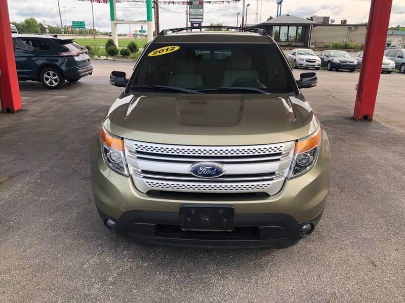 2012 Ford Explorer for sale at Best Motor Auto Sales in Geneva OH