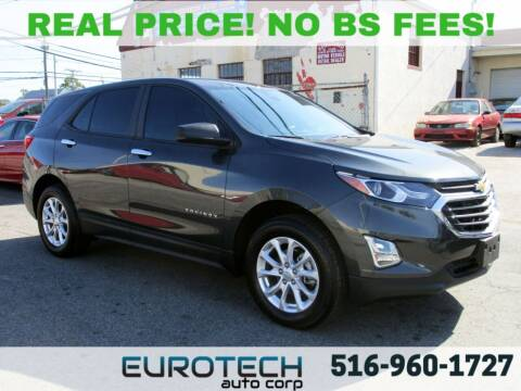 2020 Chevrolet Equinox for sale at EUROTECH AUTO CORP in Island Park NY