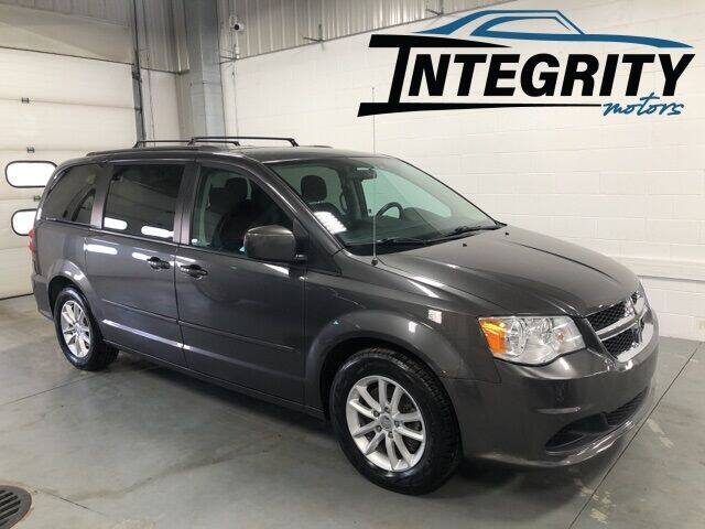 2015 Dodge Grand Caravan for sale at Integrity Motors, Inc. in Fond Du Lac WI