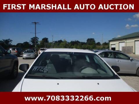2009 Chevrolet Malibu for sale at First Marshall Auto Auction in Harvey IL