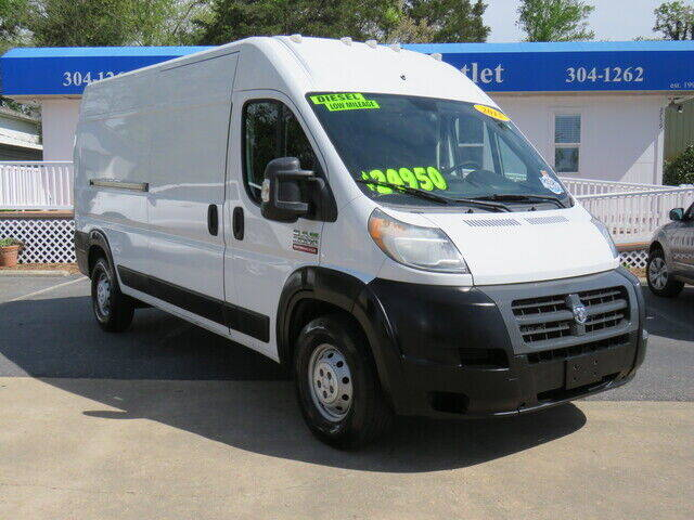 2015 RAM ProMaster Cargo for sale at Colbert's Auto Outlet in Hickory NC