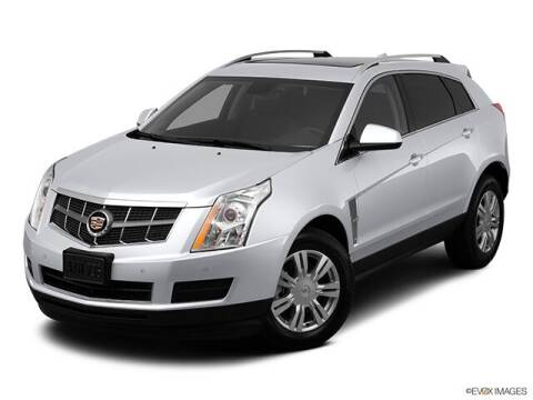 2012 Cadillac SRX for sale at Jamerson Auto Sales in Anderson IN