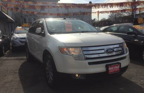 2008 Ford Edge for sale at Metro Auto Exchange 2 in Linden NJ