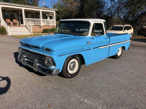 1965 Chevrolet C/K 10 Series for sale at Dorsey Auto Sales in Anderson SC