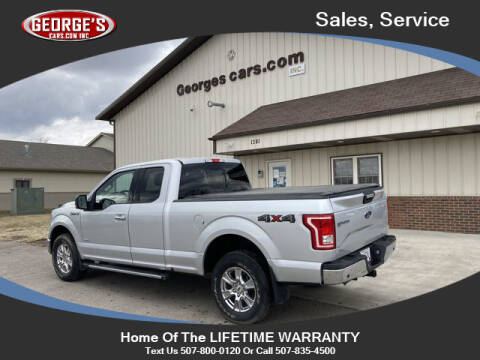 2016 Ford F-150 for sale at GEORGE'S CARS.COM INC in Waseca MN