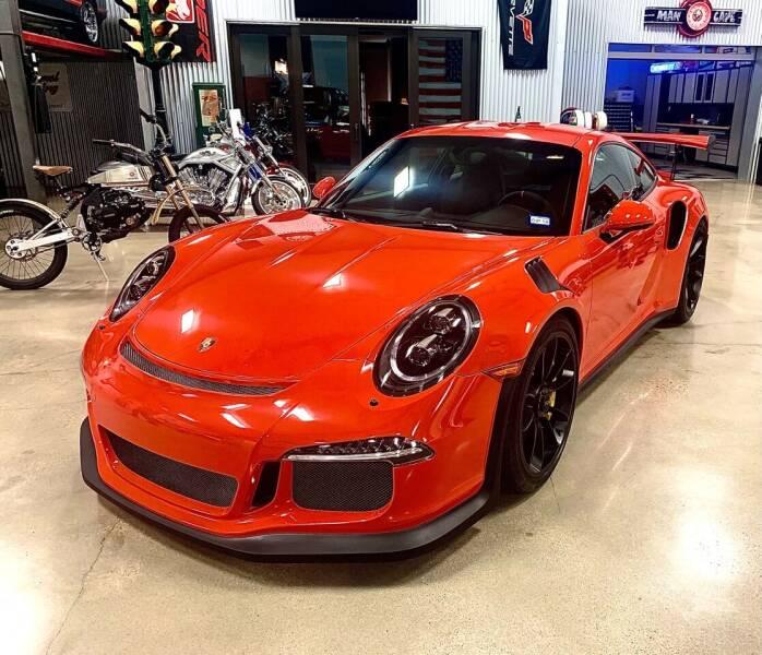 2016 Porsche 911 for sale at EA Motorgroup in Austin TX