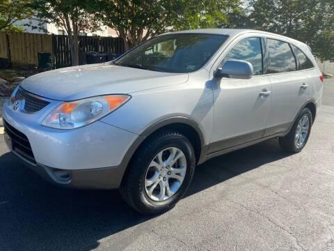 2007 Hyundai Veracruz for sale at Dreams Auto Group LLC in Sterling VA