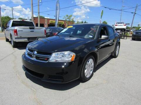 2014 Dodge Avenger for sale at A & A IMPORTS OF TN in Madison TN