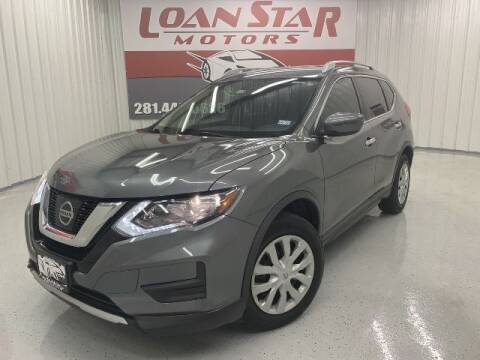 2017 Nissan Rogue for sale at Loan Star Motors in Humble TX