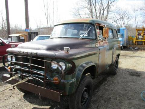 1952 Dodge 300 for sale at Marshall Motors Classics in Jackson Michigan MI